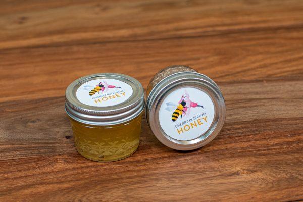 4oz Mini Jar Of Local Honey